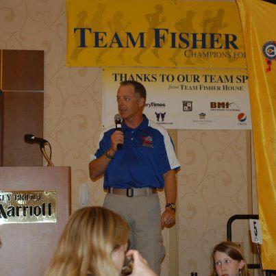 Team Fisher House - 2012 Marine Corps Marathon