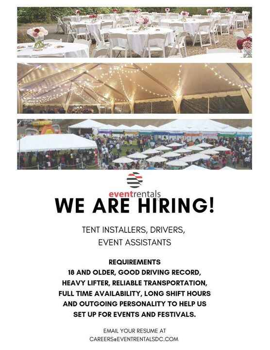 Want to join our team? We are hiring!
