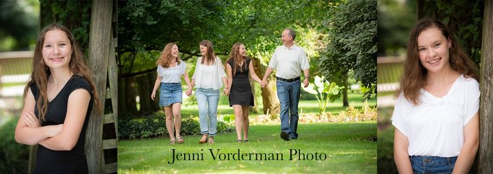 It's that time of year again! Don't miss out on booking your family photo session. Call or email today to schedule your ...
