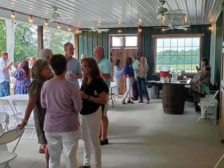 It was a beautiful night last Saturday for an engagement party at The Rustic. We ended  up DJ'ing at the last minute bec...